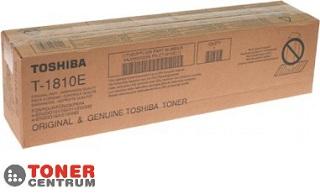 Toshiba Toner T-1810E 1x675g (6AJ00000058) 24500str.(velkokapacitni)