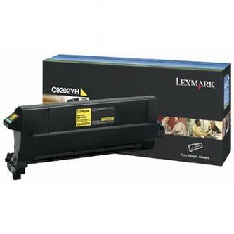 Lexmark Toner C920 yellow (C9202YH)