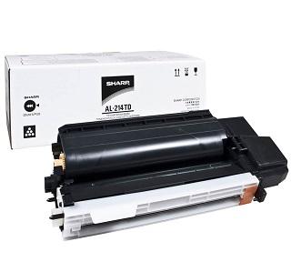 Sharp Toner/Developer Cartridge AL-214TD