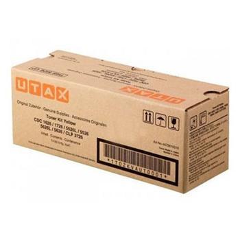 Utax Toner CDC1726 yellow (4472610016)