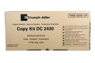 Triumph Adler DC 2430/DC 1430 (613010115) Copy Kit