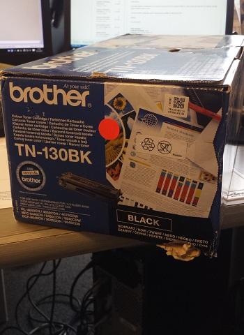 Brother Toner TN-130Bk black Akce!