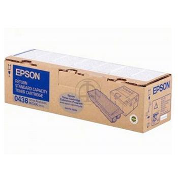 Epson Toner Cartridge S050438 black standard return