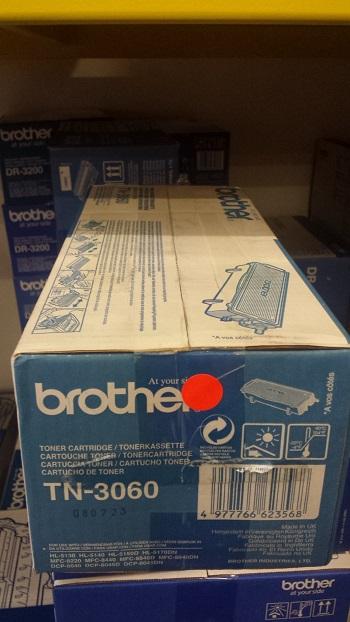 Brother Toner Cartridge TN-3060 Akce!