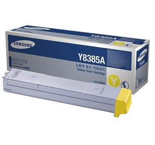Samsung Toner Cartridge CLX-Y8385A/ELS yellow