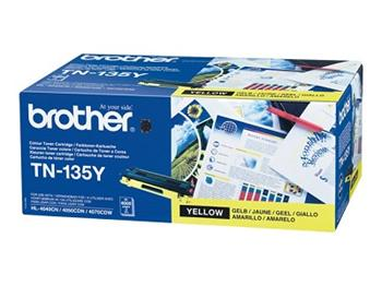 Brother Toner TN-135Y yellow