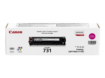 Canon Toner Cartridge CRG-731M (6270B002) magenta