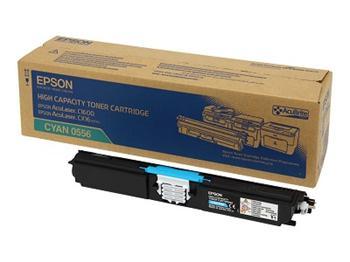 Epson Toner Cartridge S050556 cyan