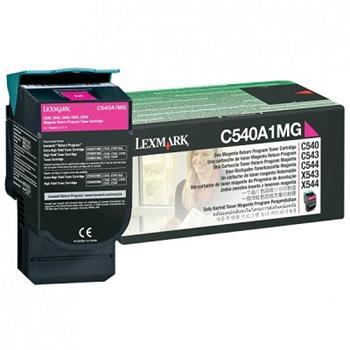 Lexmark Toner C540 magenta (C540A1MG) 1.000 K
