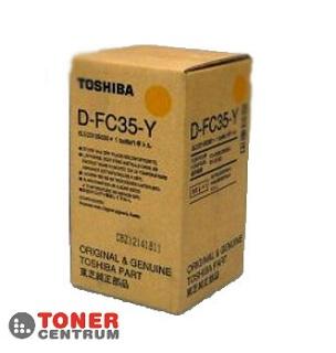 Toshiba Developer D-FC35Y Yellow