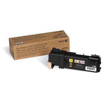 Xerox Phaser Cartridge 6500 yellow (106R01603) HC