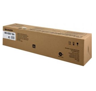 Sharp Toner Cartridge MX-62GTBA black