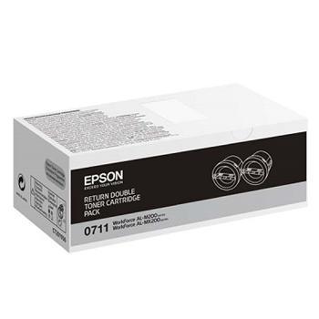 Epson Toner Cartridge 13S050711 black