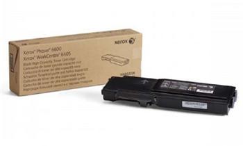 Xerox Phaser Cartridge Phaser 6600 Black (106R02236) HC