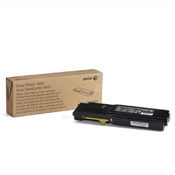 Xerox Phaser Cartridge Phaser 6600 yellow (106R02235) HC