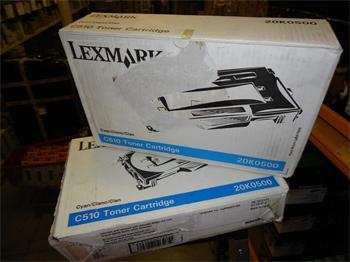 Lexmark Toner Cartridge 20K0500 cyan (3000K)
