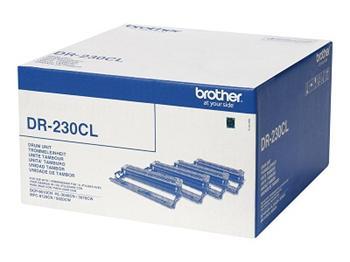 Brother Drum Unit DR-230CL, CMYK