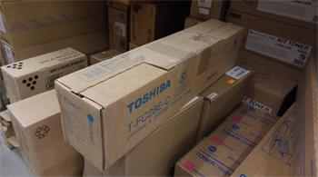 Toshiba Toner T-FC28EC Cyan (6AJ00000046)