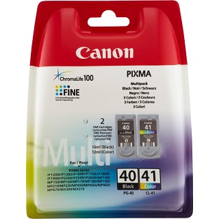 Canon PG-40/CL-41; Multipack (0615B043)