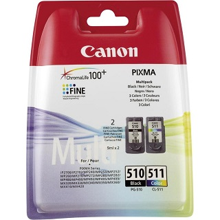 Canon PG-510/CL-511 Multipack (2970B010)