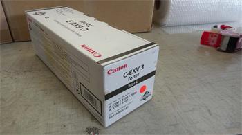 Canon Toner C-EXV3 1x795g (6647A002) Akce!