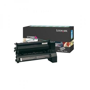 Lexmark Toner C7720MX magenta return