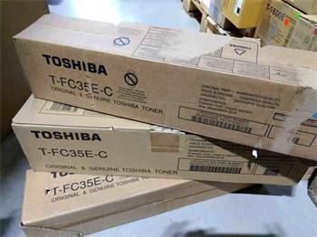 Toshiba Toner T-FC35C Cyan