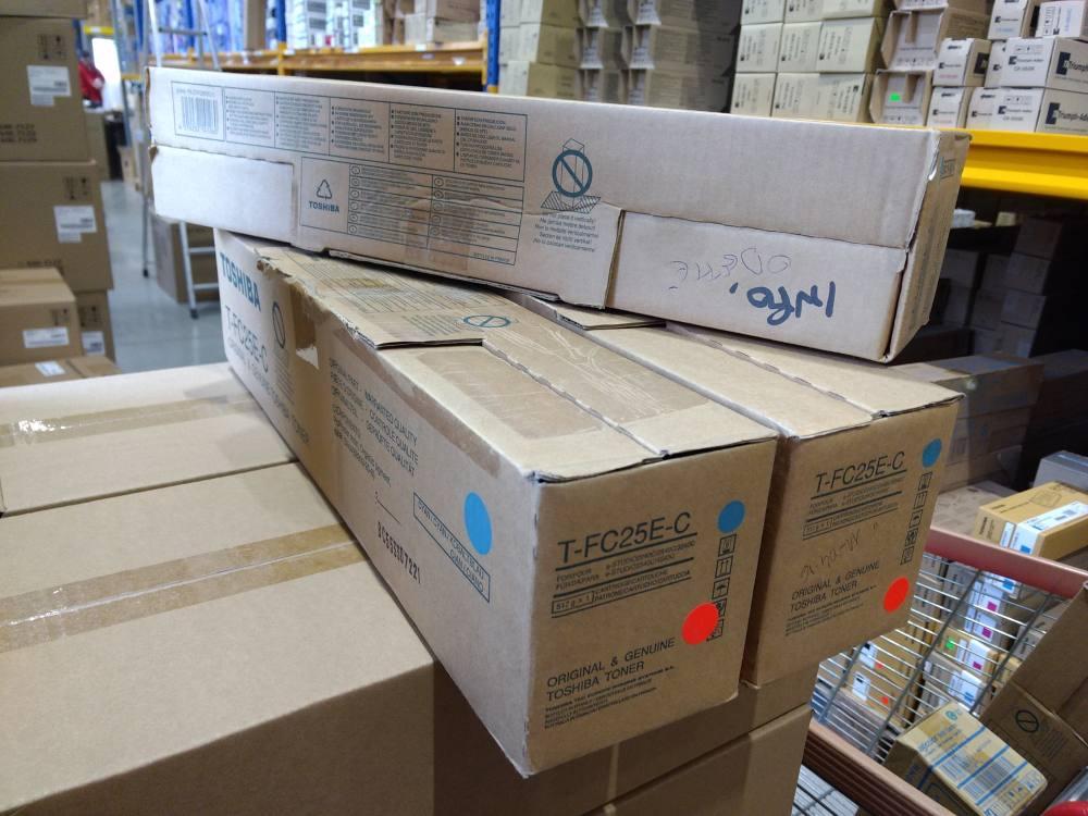 Toshiba Toner T-FC25EC Cyan