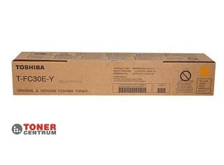 Toshiba Toner T-FC30EY Yellow (6AG00004454)