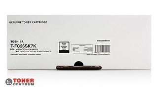 Toshiba Toner T-FC26SK 7K Black (6B000000559) 7000 kopií