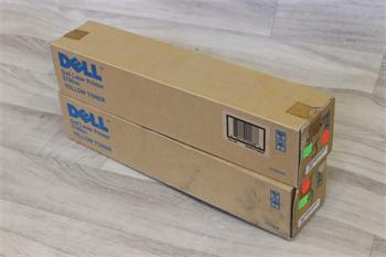 Dell Toner Cartridge 5100cn yellow (593-10053) popsaný obal