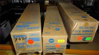 Konica Toner 7020/7025/7030 1x600g (30449)(01QJ)