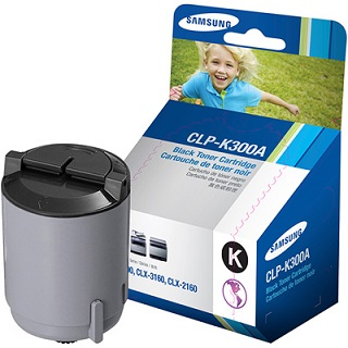Samsung Toner Cartridge CLP-K300A black