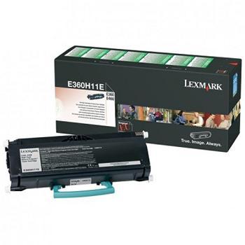 Lexmark Toner Cartridge E360H11E E360/460 return 9.000 K