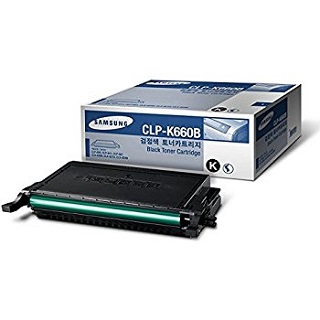 Samsung Toner Cartridge CLP-K660B black na 5.500 K