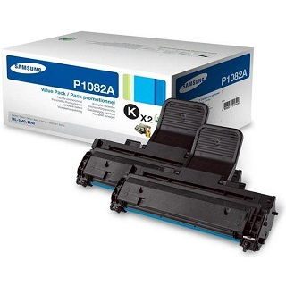 Samsung Toner Cartridge MLT-P1082A/ELS double pack
