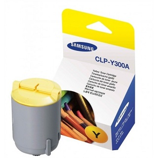 Samsung Toner Cartridge CLP-Y300A yellow