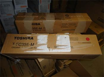 Toshiba Toner T-FC35M Magenta
