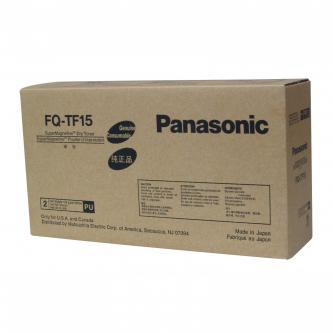 Panasonic Toner FQ-TF15 2x185g