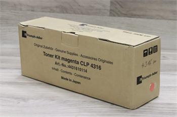 Triumph Adler TK-3316/4316 magenta (4431610114)