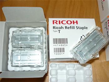 Ricoh Refill Staple Type T (414865) (2x 5.000 ks)