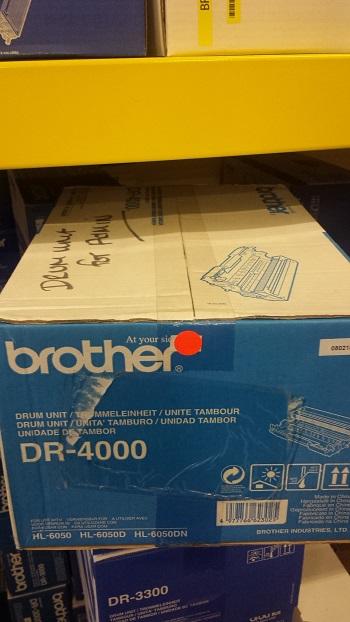 Brother Drum Unit DR-4000-