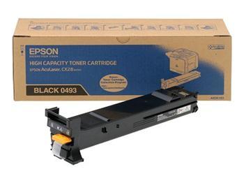 Epson Toner Cartridge C13S050493 black