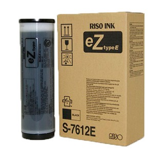 Risograph Ink S-7612E/S-8113E 1x 1000ml / náhrada za S-4253E