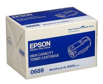 Epson Toner Cartridge C13S050691 black return 10.000 pages