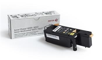 Xerox Phaser Cartridge Phaser 6020/6022 Yellow (106R02762)
