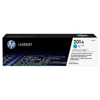 HP CF401A toner cyan 201A (1400 str)