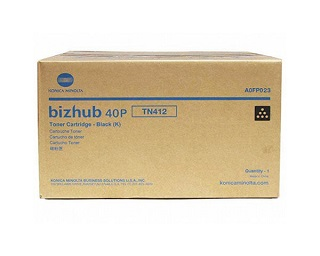 Minolta Cartridge Bizhub 40P TN-412 (A0FP023)