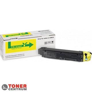Kyocera Toner TK-5160Y Yellow