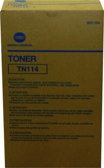 Konica Minolta Toner TN114 2x413g (8937-784)
